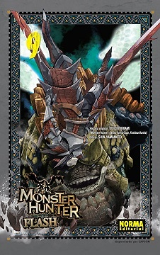 MONSTER HUNTER FLASH! 9
