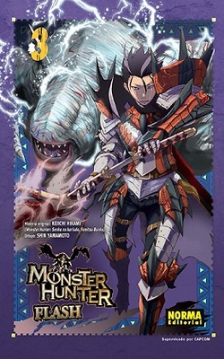 MONSTER HUNTER FLASH! nº 3