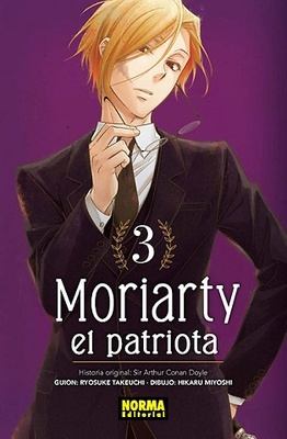 MORIARTY EL PATRIOTA 3