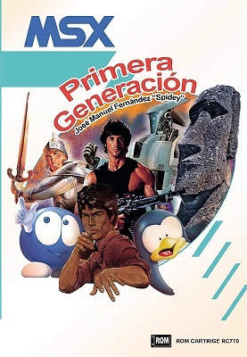MSX: PRIMERA GENERACION