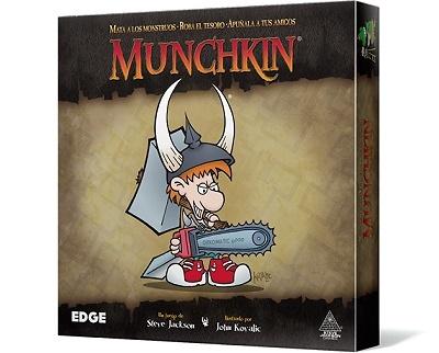 MUNCHKIN (juego basico) APUÑALA A TUS AMIGOS (NUEVA EDICION)