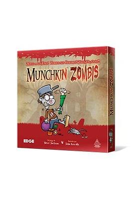 MUNCHKIN ZOMBIS (NUEVA EDICION)