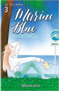 Marine Blue nº 3 / 4