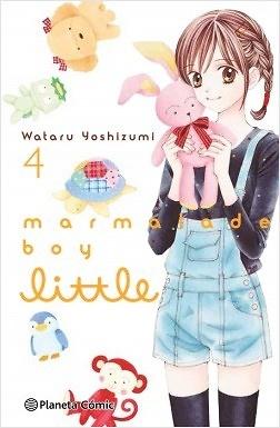 Marmalade Boy Little nº 4