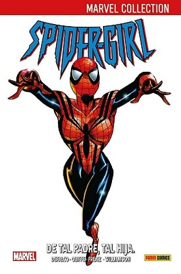 Marvel Collection. Spidergirl   1