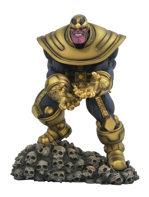 Marvel Comic Gallery Diorama Thanos 23 cm
