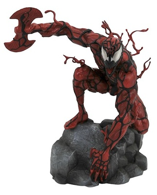 Marvel Comic Gallery Estatua Carnage 23 cm