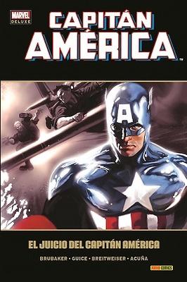 Marvel Deluxe Capitán América nº 12  El juicio del Capitán América