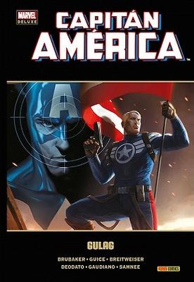 Marvel Deluxe Capitán América nº 13  Gulag
