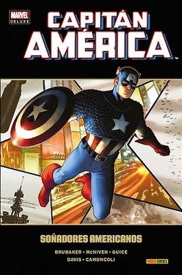 Marvel Deluxe Capitán América nº 14