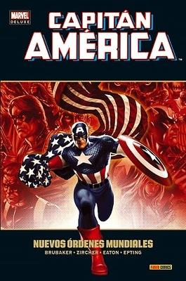 Marvel Deluxe Capitán América nº 15