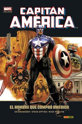 Marvel Deluxe Capitan America nº 7