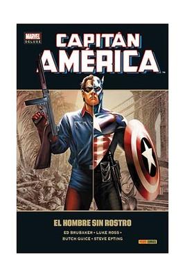 Marvel Deluxe Capitan America nº 8 El hombre sin rostro