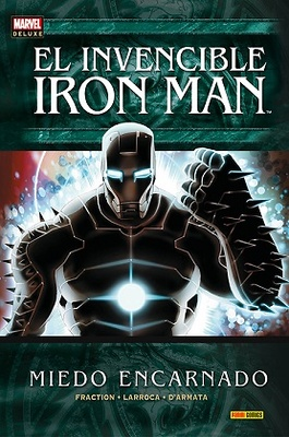 Marvel Deluxe El Invencible Iron Man nº 6