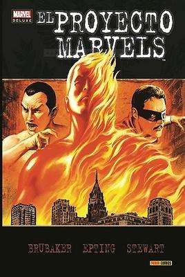 Marvel Deluxe El Proyecto Marvels