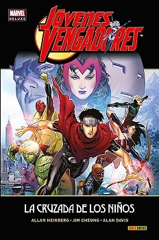 Marvel Deluxe Jóvenes Vengadores nº 3