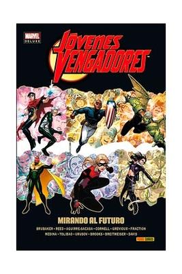 Marvel Deluxe Jovenes Vengadores nº 2 Mirando al futuro