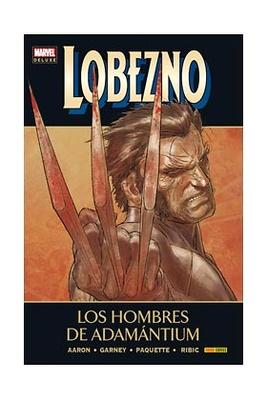 Marvel Deluxe Lobezno nº 4 Los Hombres de Adamantium