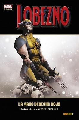Marvel Deluxe Lobezno nº 7 La Mano Derecha Roja