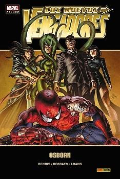 Marvel Deluxe Los Nuevos Vengadores nº 16