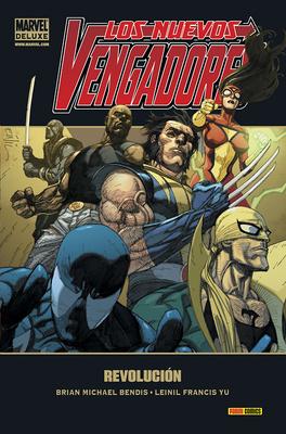 Marvel Deluxe Los Nuevos Vengadores nº 6 Revolucion