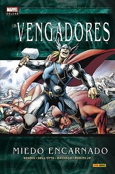 Marvel Deluxe Los Vengadores nº 3  Miedo encarnado
