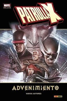 Marvel Deluxe Patrulla-X Advenimiento