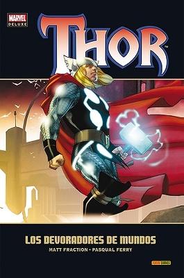 Marvel Deluxe Thor nº 5  Los Devoradores de Mundos