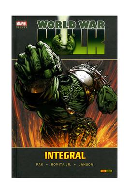 Marvel Deluxe World War Hulk Integral