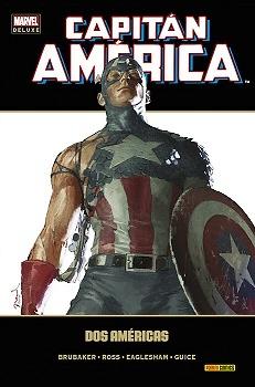 Marvel Deluxe. Capitán América nº 11  Dos Américas