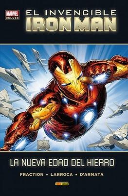 Marvel Deluxe. El Invencible Iron Man nº 5  La nueva Edad del Hierro
