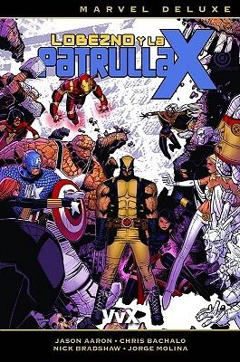 Marvel Deluxe. Lobezno y la Patrulla-X 2