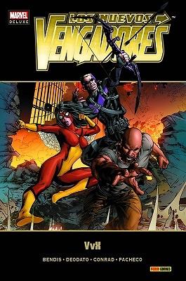 Marvel Deluxe. Los Nuevos Vengadores 17