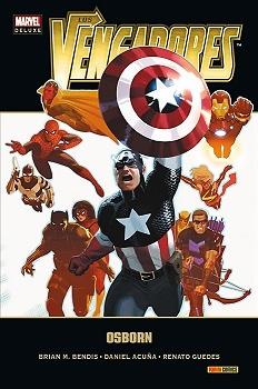 Marvel Deluxe. Los Vengadores 4