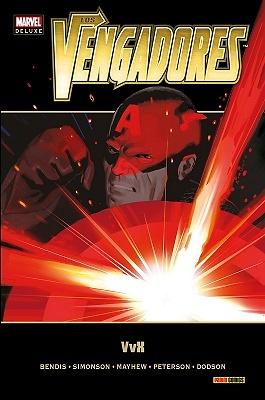 Marvel Deluxe. Los Vengadores 5