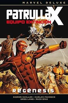 Marvel Deluxe. Patrulla-X - Equipo Extinción 1