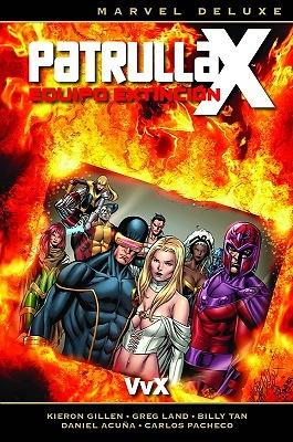 Marvel Deluxe. Patrulla-X - Equipo Extinción 2
