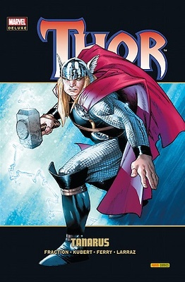 Marvel Deluxe. Thor nº 7  Tanarus