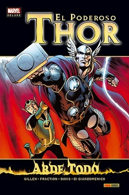 Marvel Deluxe. Thor nº 8