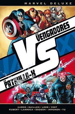Marvel Deluxe. VvX: VS