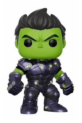 Marvel Future Fight POP! Games Vinyl Figura Amadeus Cho 9 cm
