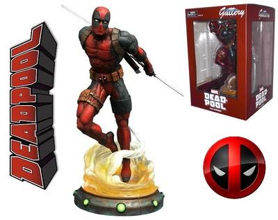 Marvel Gallery Estatua Deadpool 25 cm
