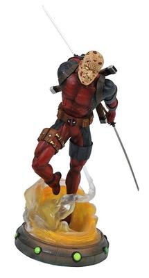 Marvel Gallery Estatua Unmasked Deadpool 25 cm