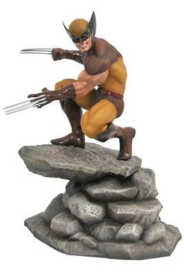 Marvel Gallery Estatua Wolverine 23 cm