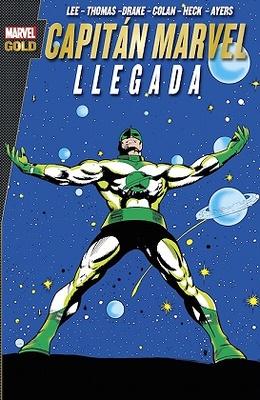 Marvel Gold Capitán Marvel Llegada
