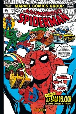 Marvel Gold El Asombroso Spiderman nº 7  La saga del clon