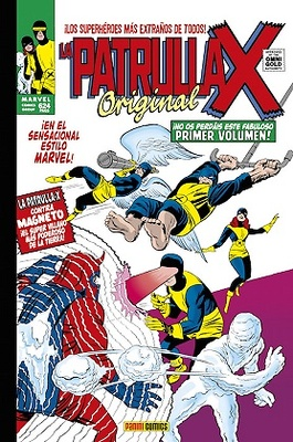Marvel Gold La Patrulla-X Original nº 1