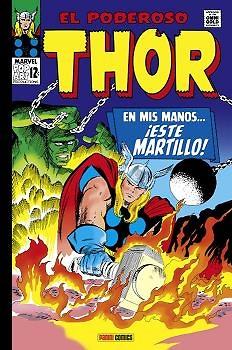 Marvel Gold Thor En mis manos ¡ este martillo !