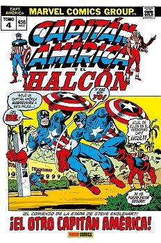 Marvel Gold. Capitán América y El Halcón 4