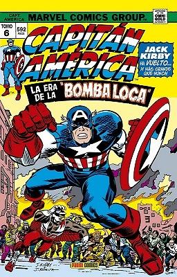 Marvel Gold. Capitán América y El Halcón 6